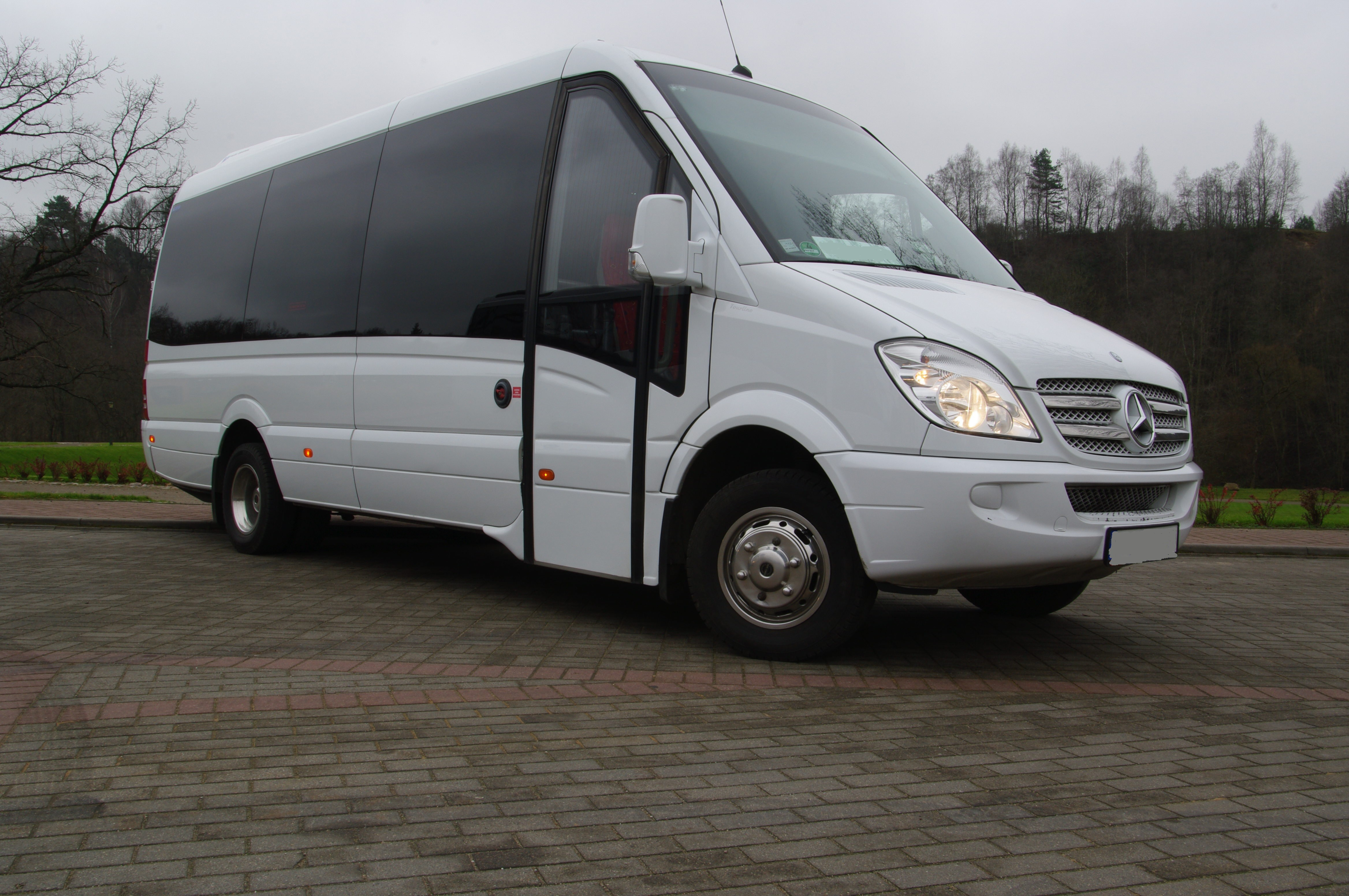 Mercedes Sprinter 26 seater